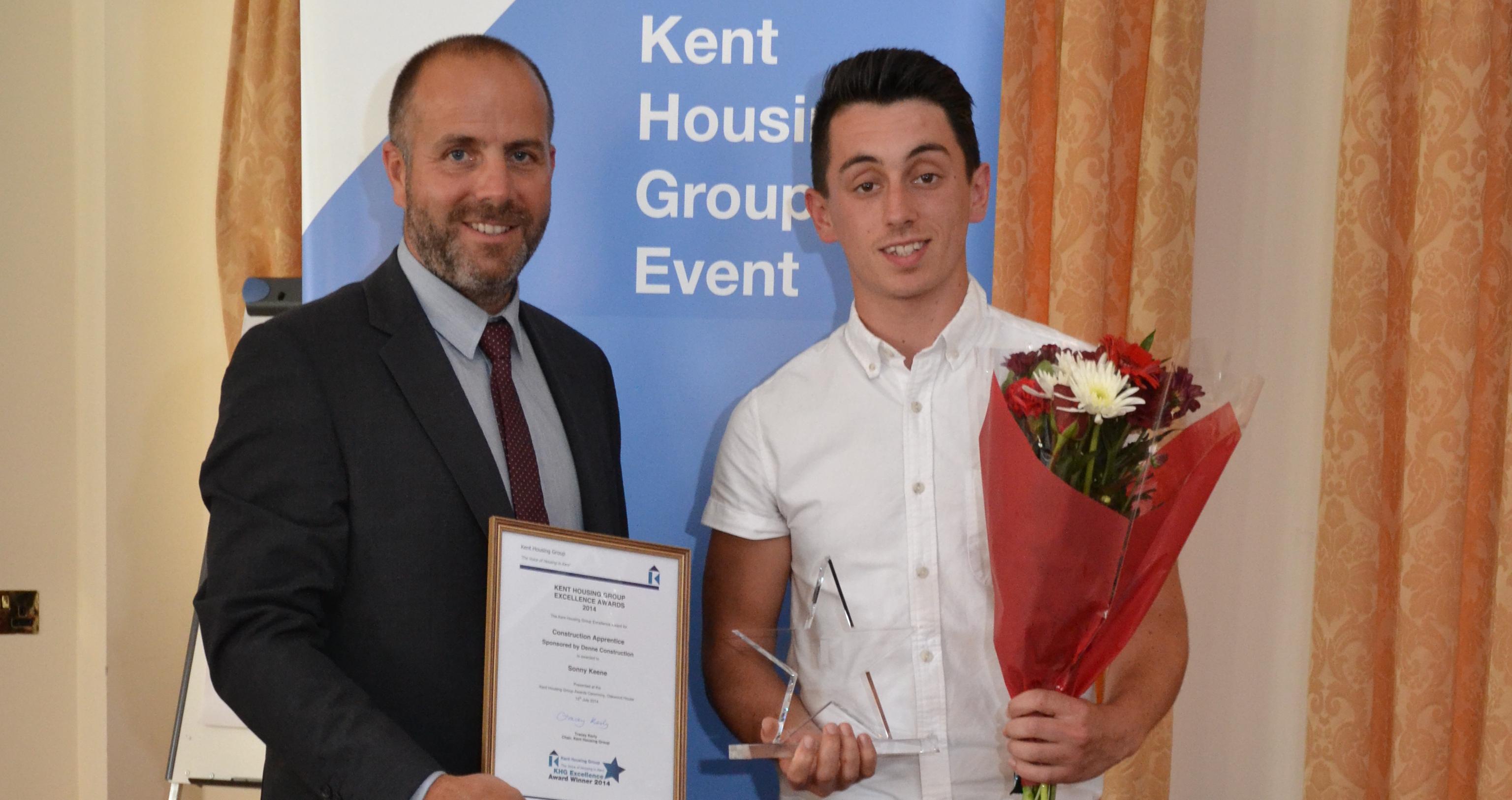 Sonny Keene KHG award
