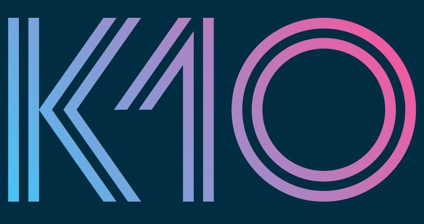 K10 blue blackground web