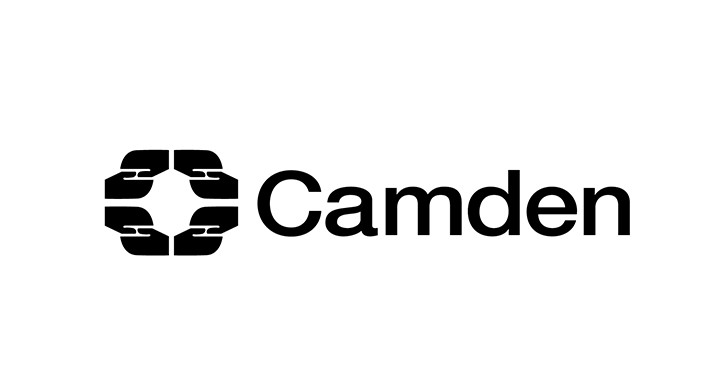 camden council header